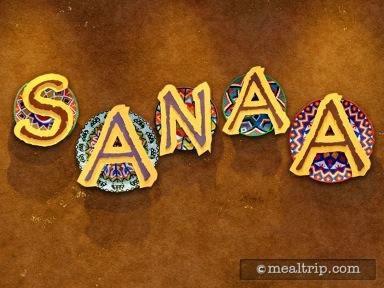 Sanaa - Dinner Reviews and Photos