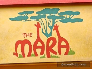 The Mara - Breakfast Reviews