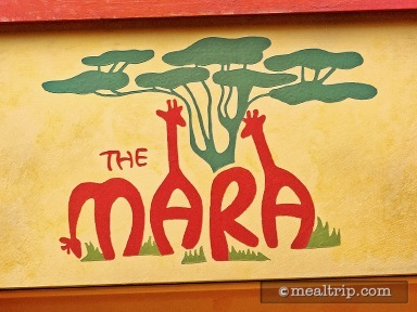 The Mara - Lunch and Dinner Reviews