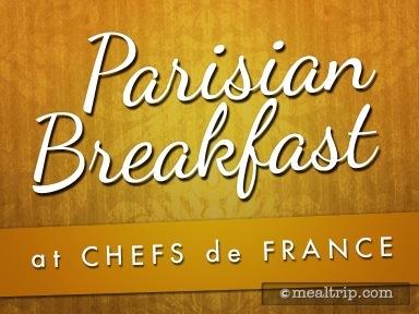 Parisian Breakfast Reviews and Photos