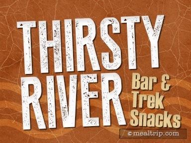 Thirsty River Bar & Trek Snacks Reviews