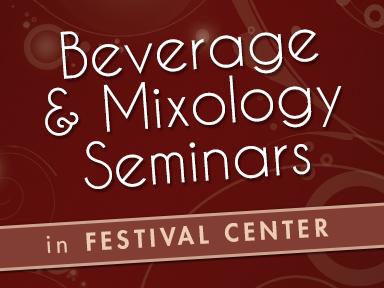 Beverage and Mixology Seminars Reviews and Photos