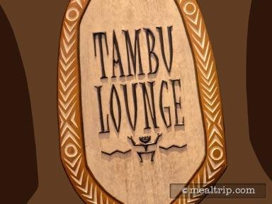 Tambu Lounge Reviews