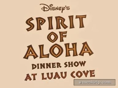 Disney's Spirit of Aloha Show Reviews