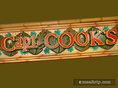 Capt. Cook's Breakfast Reviews