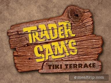 Trader Sam's Tiki Terrace Reviews