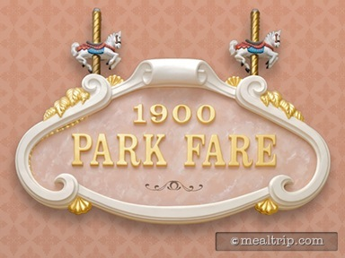 1900 Park Fare - Cinderella's Happily Ever After Dinner Reviews