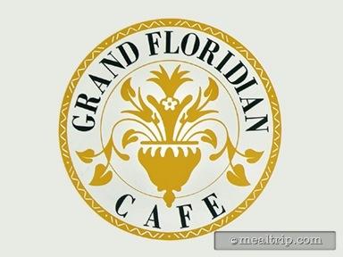 Grand Floridian Café Breakfast Reviews and Photos