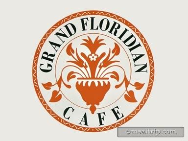 Grand Floridian Café Lunch Reviews