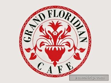 Grand Floridian Café Dinner Reviews
