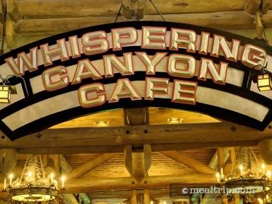 Whispering Canyon Café Breakfast Reviews
