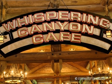 Whispering Canyon Café Lunch Reviews