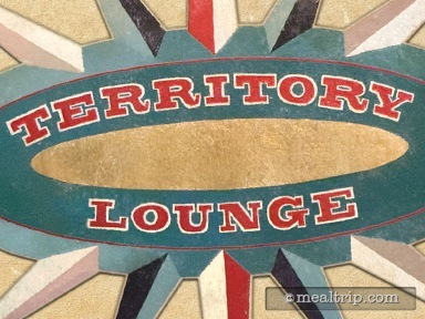 Territory Lounge Reviews and Photos