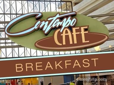 Contempo Café Breakfast Reviews