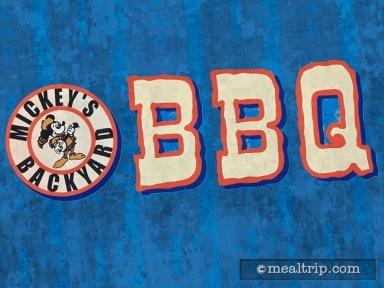 Mickey's Backyard BBQ Reviews and Photos