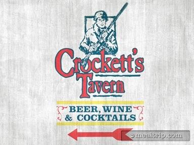 Crockett's Tavern Reviews