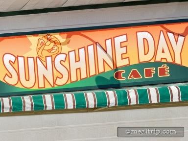 Sunshine Day Café Reviews