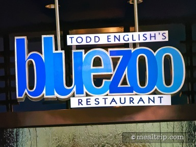 Todd English's bluezoo Signature Dining and Lounge Reviews and Photos
