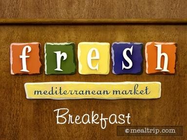 Fresh Mediterranean Market Breakfast Reviews