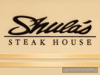 Shula's Steak House Reviews