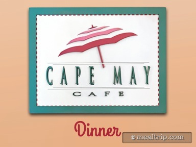 Cape May Cafe Dinner Reviews