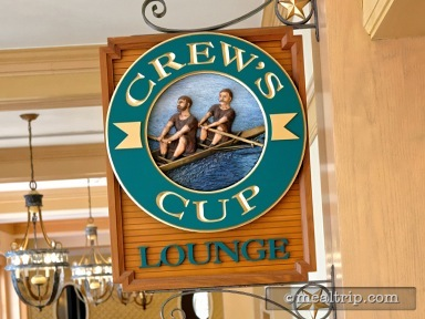 Crew's Cup Lounge Reviews