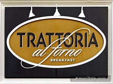 Trattoria al Forno Bon Voyage Adventure Breakfast Reviews