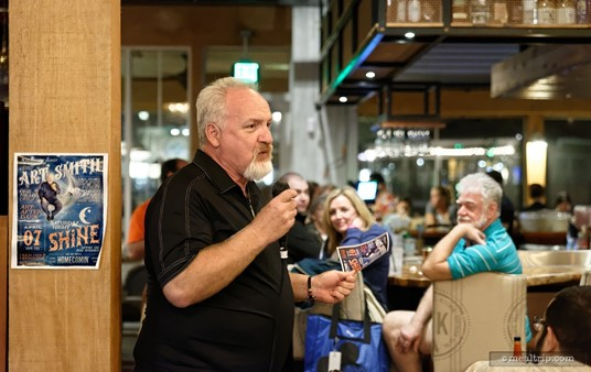 You never know... Chef Art Smith is actually at his restaurant from time to time, so be on the lookout!
