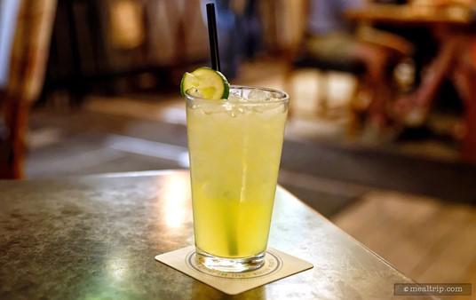 A Moonshine Margarita from Homecomin'