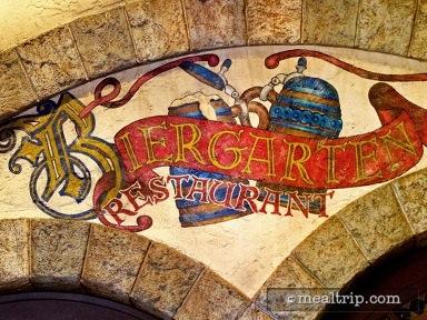Biergarten Restaurant (Lunch Period Merged with Dinner) Reviews and Photos