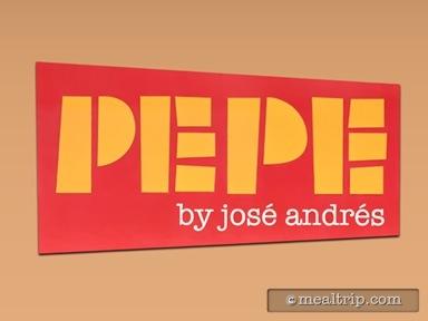 Pepe by José Andrés Reviews and Photos