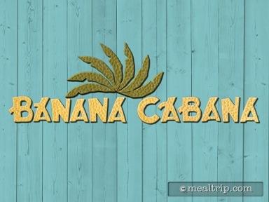 Banana Cabana Pool Bar Reviews