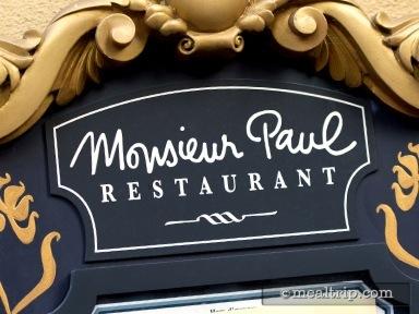 Monsieur Paul Reviews and Photos