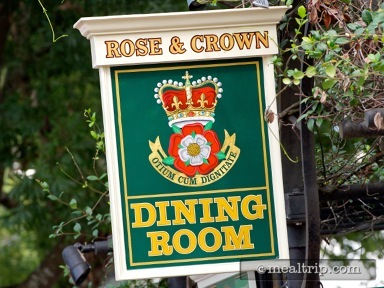 Rose & Crown Dining Room Reviews and Photos