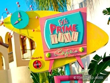 50's Prime Time Café Reviews
