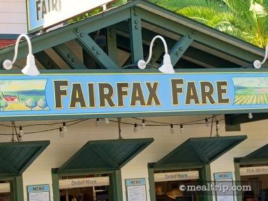 Fairfax Fare Reviews