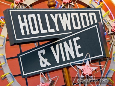 Hollywood & Vine - Character Breakfast Buffet Reviews