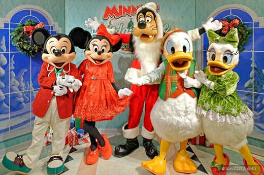 Review photo for Minnie's Holiday Dine at Hollywood and Vine provided by Mealtrip