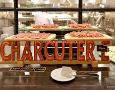The Charcuterie Station at Sunday Bubbles Brunch