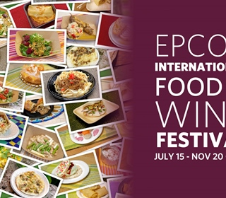 Menu Items and Booth Names for the 2021 Epcot International Food and Wine Festival