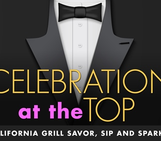 NEW Celebration at the Top - Savor, Sip and Sparkle Event