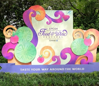Epcot Food & Wine Information Pages