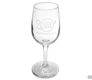 FREE Wine Glass for Disney Annual Passholders at the 20th Annual Food & Wine Festival!
