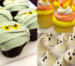 New Happy HalloWishes Dessert Party